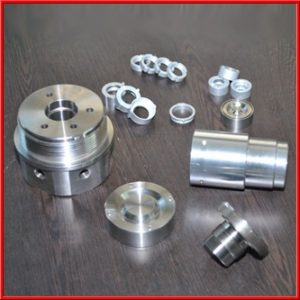 VMC machined parts and Unbalanced vibrator motors